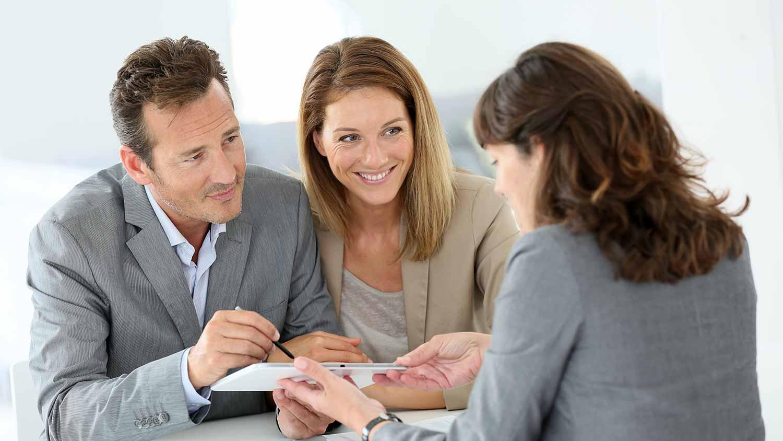 Persönliche Finanzierungsberatung in Ihrer Nähe