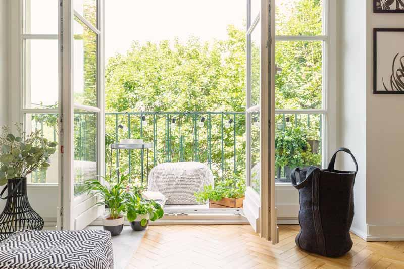 Balkon / Terasse
